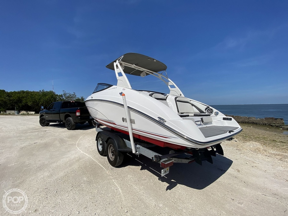 2019 Yamaha boat for sale, model of the boat is 242 Limited S & Image # 11 of 40