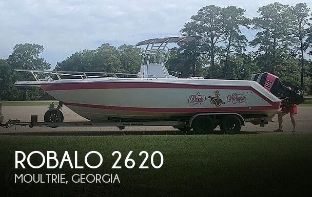 1998 Robalo boat for sale, model of the boat is 2620 & Image # 1 of 40