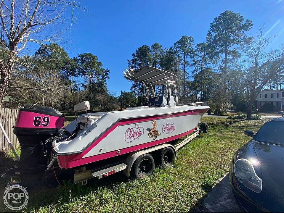 1998 Robalo boat for sale, model of the boat is 2620 & Image # 3 of 40