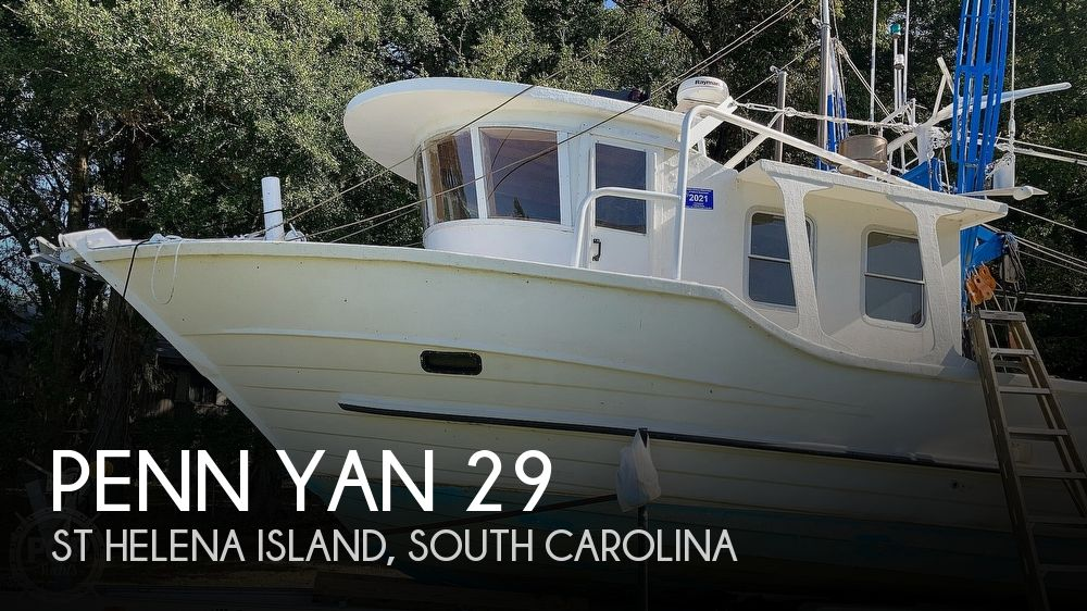Used Boats For Sale in Savannah, Georgia by owner | 1978 Penn Yan 29