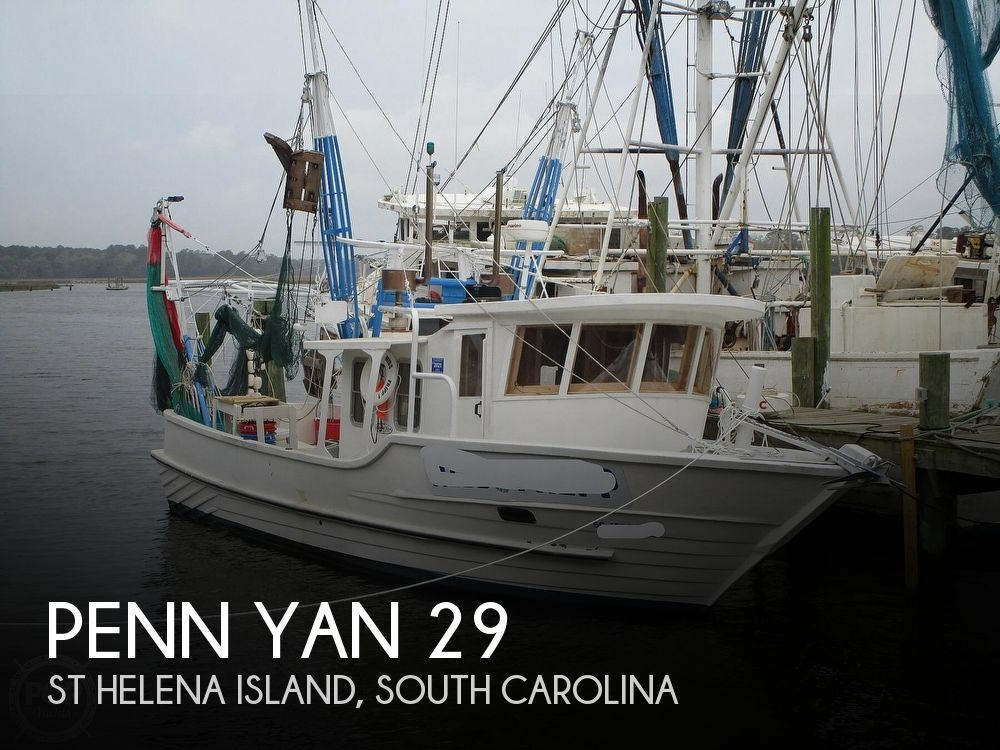 1978 Penn Yan boat for sale, model of the boat is 29 & Image # 1 of 40