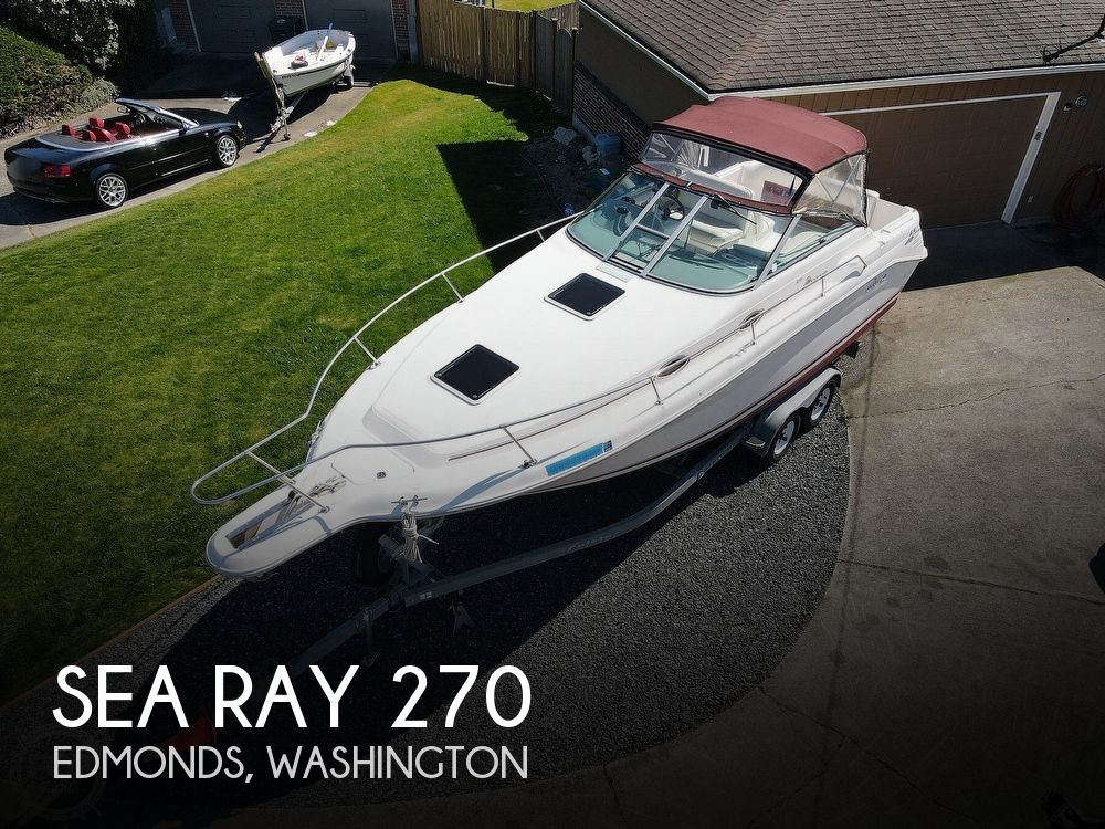1994 SEA RAY SUNDANCER 270 for sale