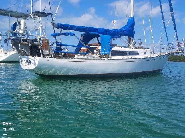 1967 Islander boat for sale, model of the boat is 37 Wayfarer & Image # 2 of 40