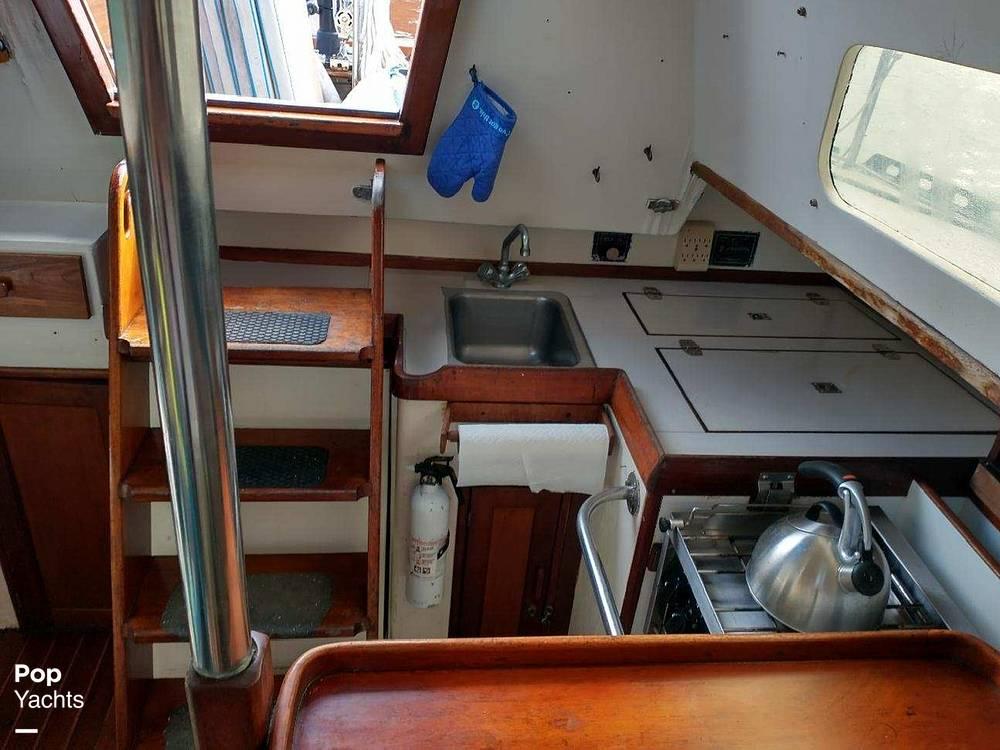 1967 Islander boat for sale, model of the boat is 37 Wayfarer & Image # 29 of 40