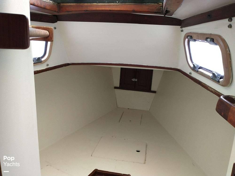 1967 Islander boat for sale, model of the boat is 37 Wayfarer & Image # 30 of 40