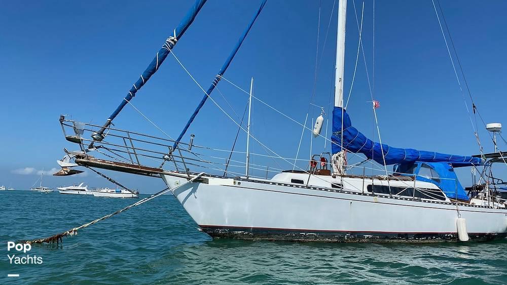 1967 Islander boat for sale, model of the boat is 37 Wayfarer & Image # 7 of 40