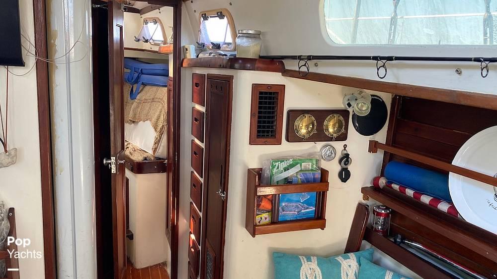 1967 Islander boat for sale, model of the boat is 37 Wayfarer & Image # 38 of 40