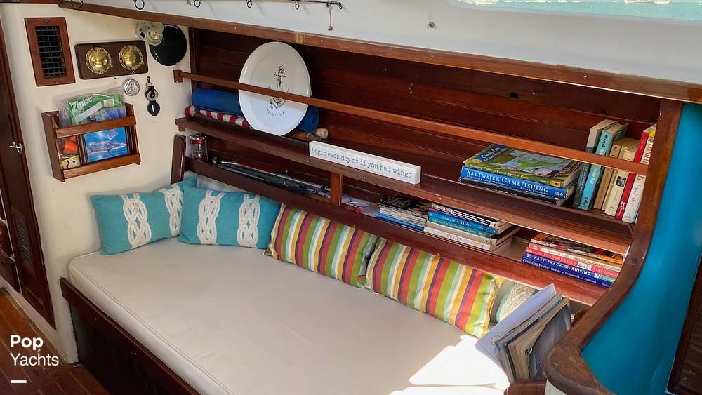 1967 Islander boat for sale, model of the boat is 37 Wayfarer & Image # 36 of 40