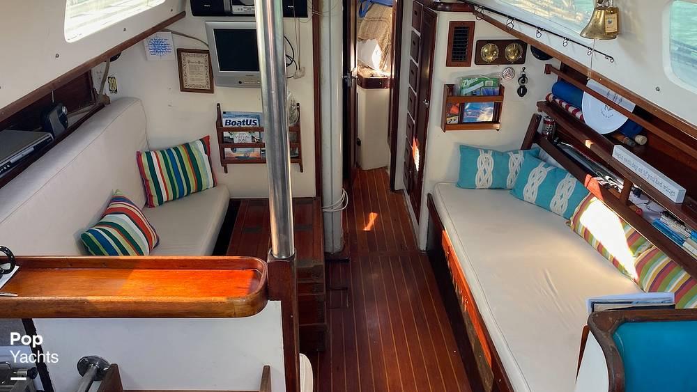 1967 Islander boat for sale, model of the boat is 37 Wayfarer & Image # 40 of 40