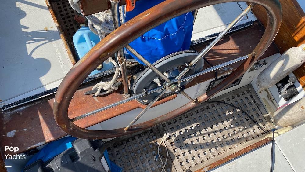 1967 Islander boat for sale, model of the boat is 37 Wayfarer & Image # 25 of 40