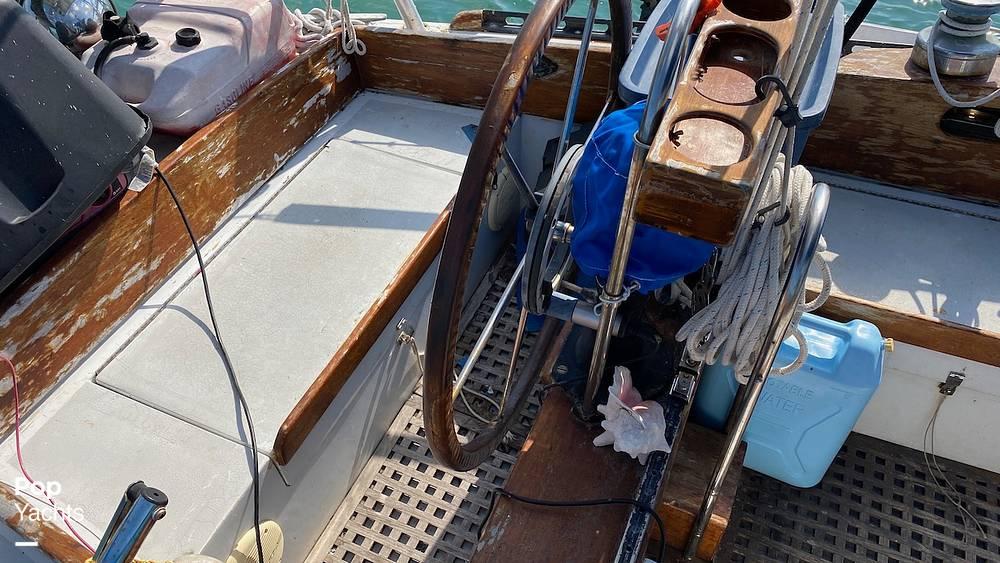 1967 Islander boat for sale, model of the boat is 37 Wayfarer & Image # 20 of 40