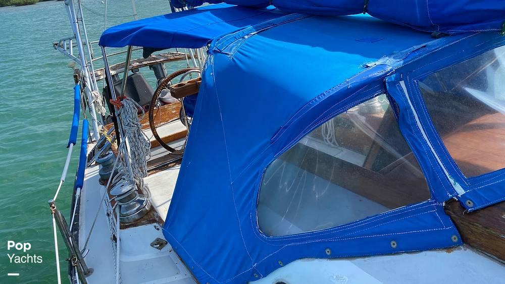 1967 Islander boat for sale, model of the boat is 37 Wayfarer & Image # 18 of 40