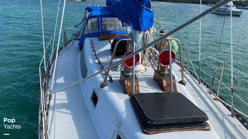 1967 Islander boat for sale, model of the boat is 37 Wayfarer & Image # 9 of 40