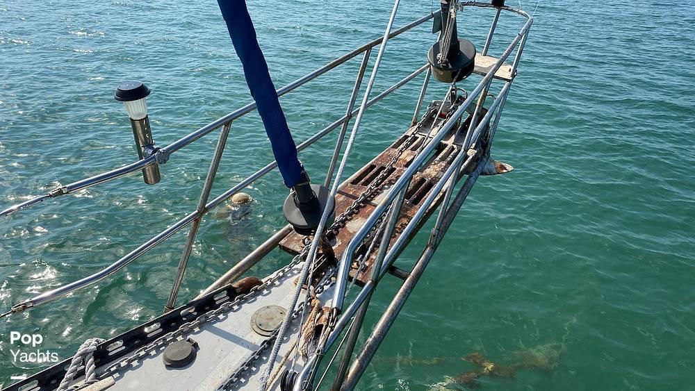 1967 Islander boat for sale, model of the boat is 37 Wayfarer & Image # 13 of 40