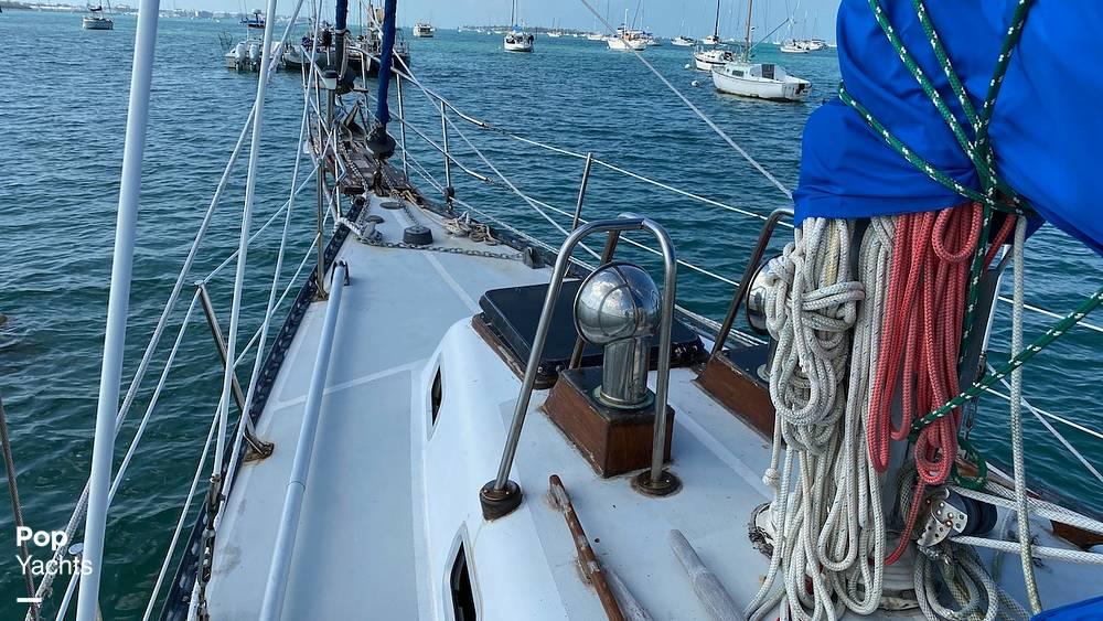 1967 Islander boat for sale, model of the boat is 37 Wayfarer & Image # 11 of 40
