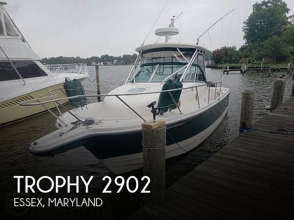 Used Trophy Boats For Sale by owner | 2004 Trophy 2902