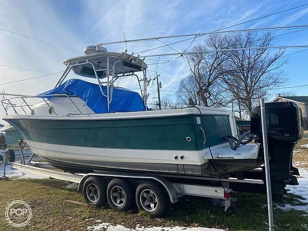 2004 Trophy boat for sale, model of the boat is 2902 WA & Image # 7 of 40