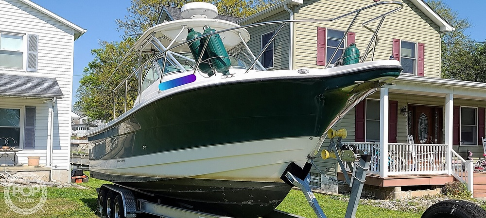 2004 Trophy boat for sale, model of the boat is 2902 WA & Image # 6 of 40