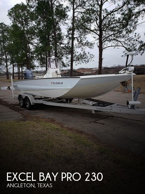 Used Excel Boats For Sale by owner | 2019 Excel Bay Pro 230