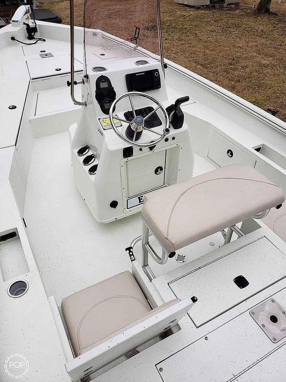 2019 Excel boat for sale, model of the boat is Bay Pro 230 & Image # 15 of 40