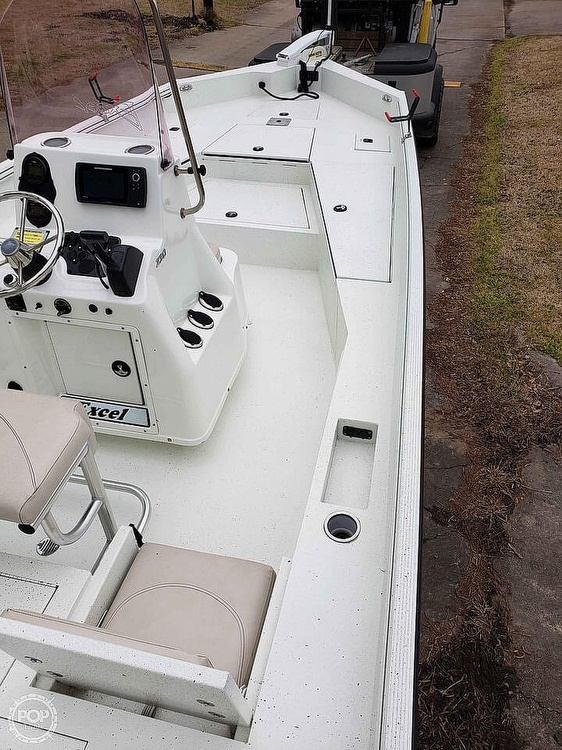 2019 Excel boat for sale, model of the boat is Bay Pro 230 & Image # 17 of 40