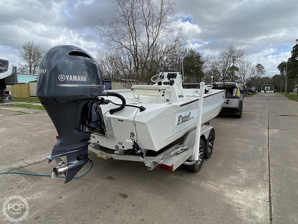 2019 Excel boat for sale, model of the boat is Bay Pro 230 & Image # 21 of 40