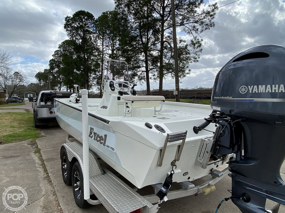 2019 Excel boat for sale, model of the boat is Bay Pro 230 & Image # 22 of 40