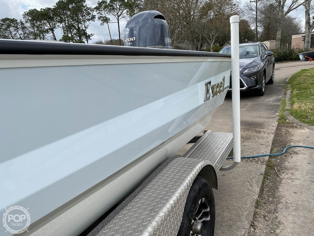 2019 Excel boat for sale, model of the boat is Bay Pro 230 & Image # 32 of 40