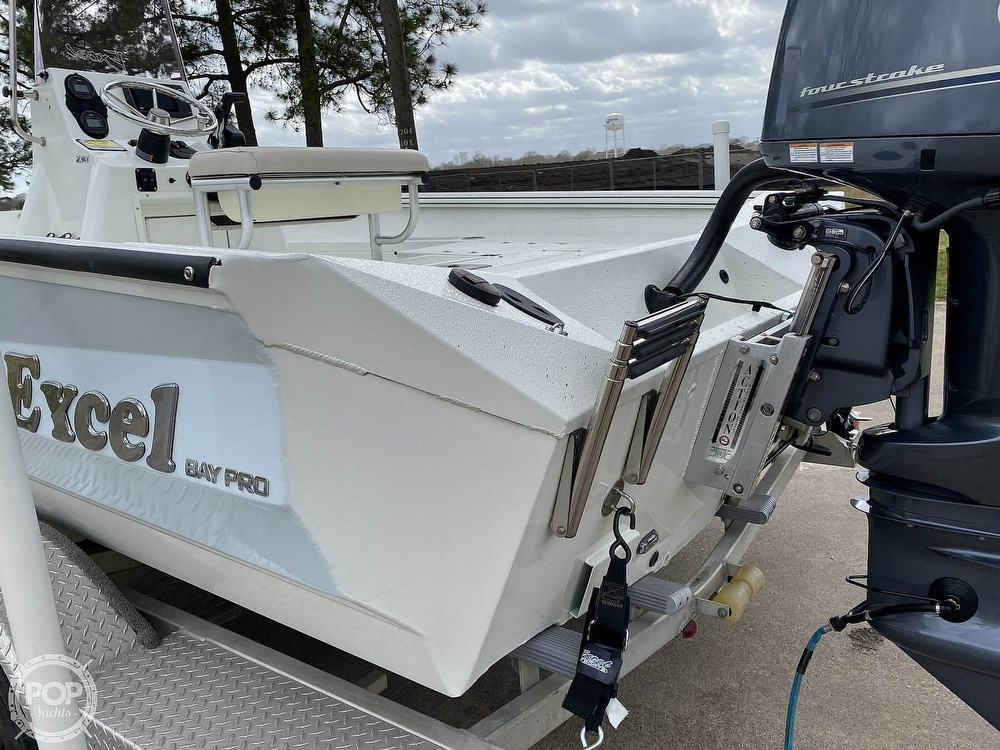 2019 Excel boat for sale, model of the boat is Bay Pro 230 & Image # 33 of 40