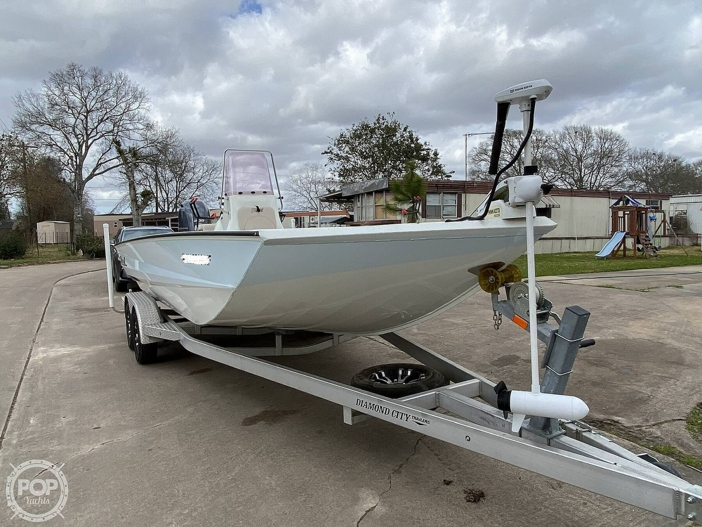 2019 Excel boat for sale, model of the boat is Bay Pro 230 & Image # 3 of 40