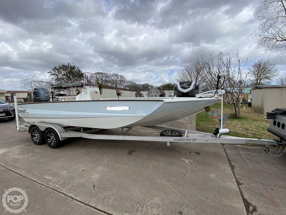 2019 Excel boat for sale, model of the boat is Bay Pro 230 & Image # 4 of 40