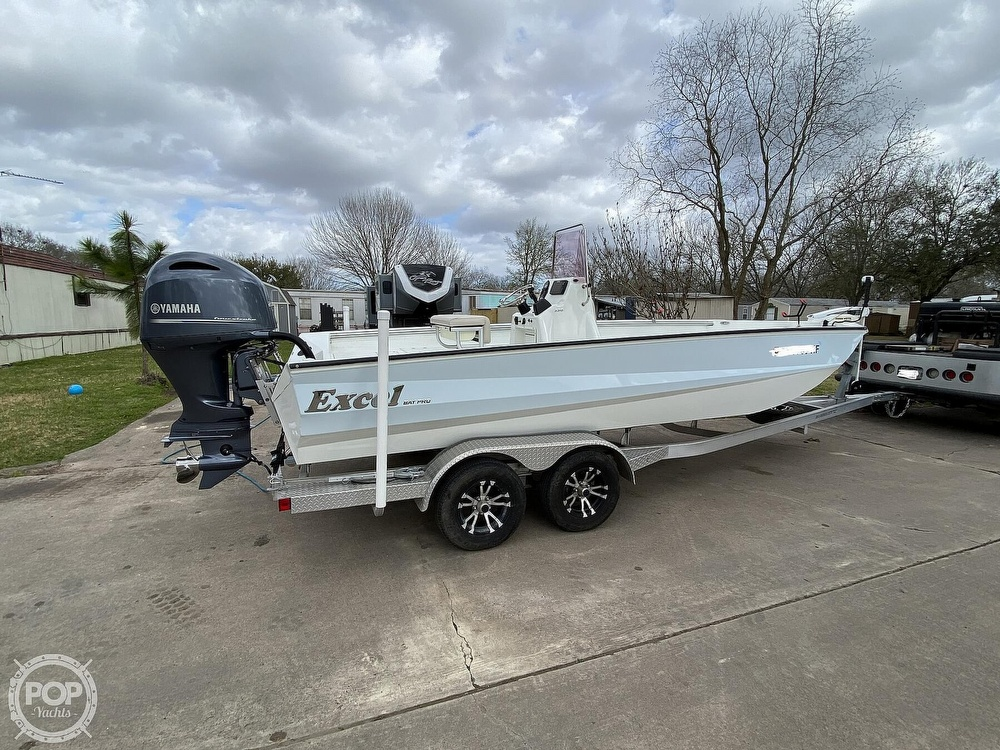 2019 Excel boat for sale, model of the boat is Bay Pro 230 & Image # 5 of 40