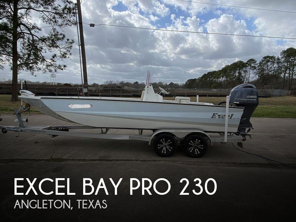 2019 EXCEL BAY PRO 230 for sale