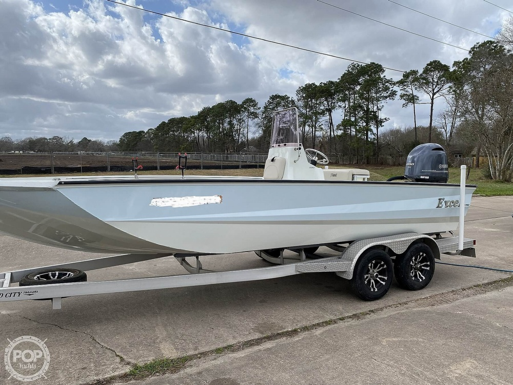2019 Excel boat for sale, model of the boat is Bay Pro 230 & Image # 2 of 40