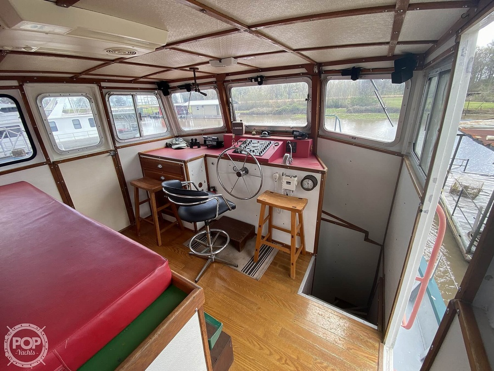 1988 Custom boat for sale, model of the boat is 46 & Image # 14 of 40