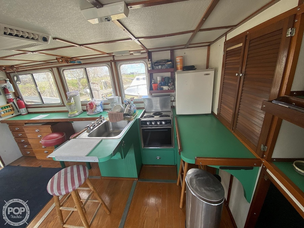 1988 Custom boat for sale, model of the boat is 46 & Image # 31 of 40