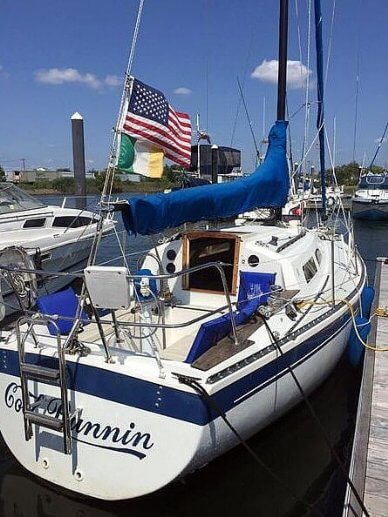 Aloha Yachts 8.2, 26', for sale - $16,250