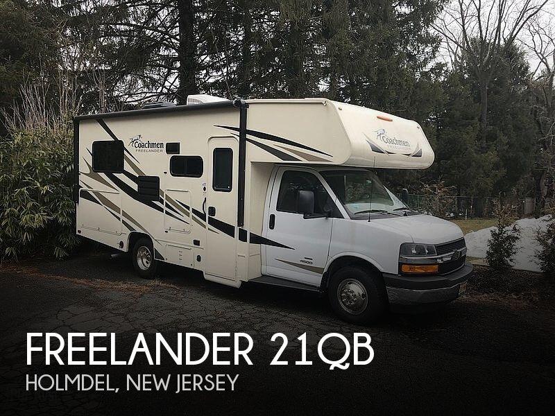 2020 Coachmen Freelander 21QBC