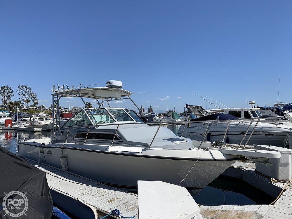 1988 Wellcraft boat for sale, model of the boat is 2800 Coastal & Image # 17 of 40