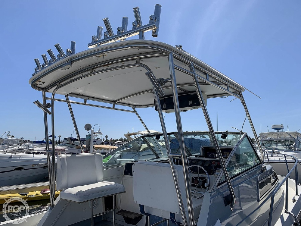 1988 Wellcraft boat for sale, model of the boat is 2800 Coastal & Image # 4 of 40