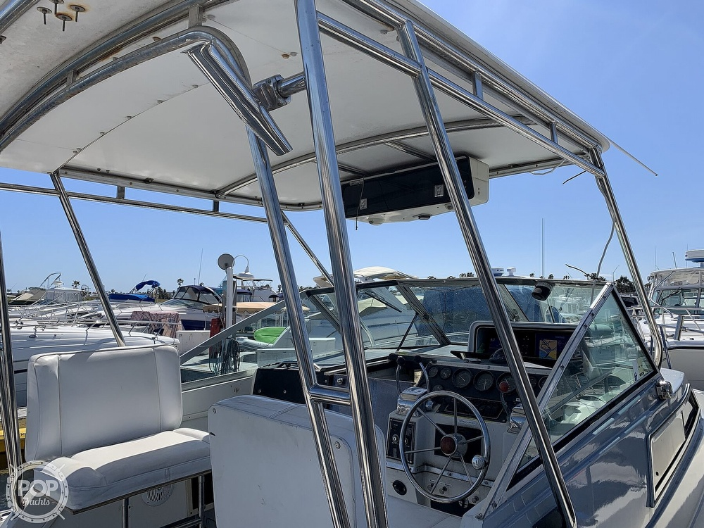1988 Wellcraft boat for sale, model of the boat is 2800 Coastal & Image # 22 of 40