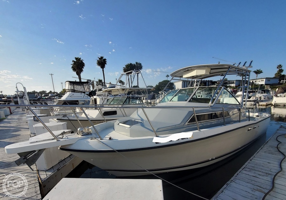 1988 Wellcraft boat for sale, model of the boat is 2800 Coastal & Image # 8 of 40