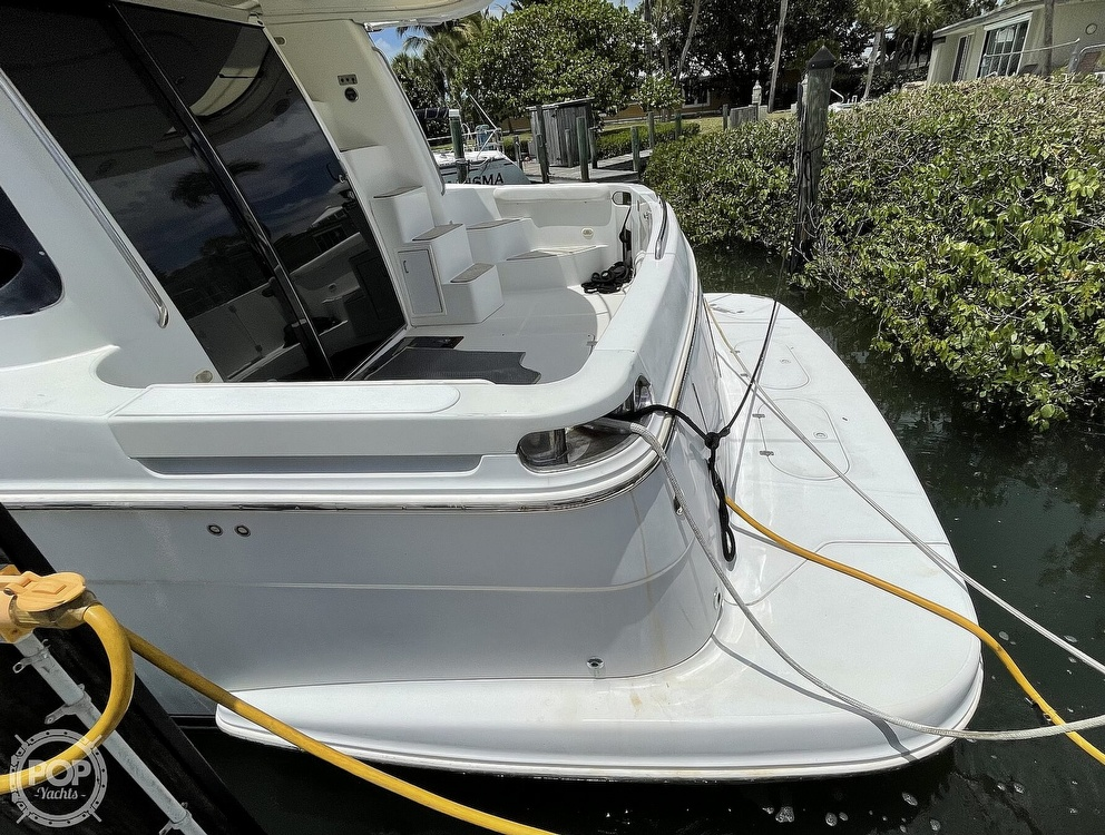 2002 Carver boat for sale, model of the boat is Voyager 450 Pilothouse & Image # 14 of 40