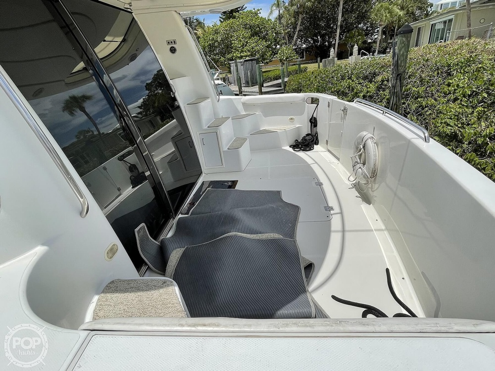 2002 Carver boat for sale, model of the boat is Voyager 450 Pilothouse & Image # 16 of 40