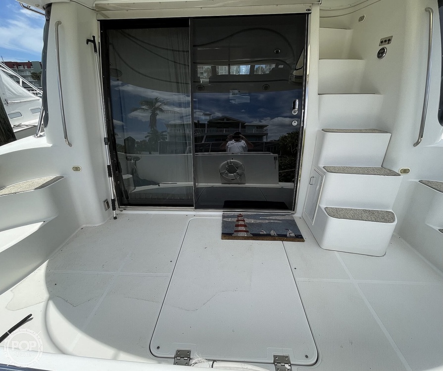 2002 Carver boat for sale, model of the boat is Voyager 450 Pilothouse & Image # 26 of 40