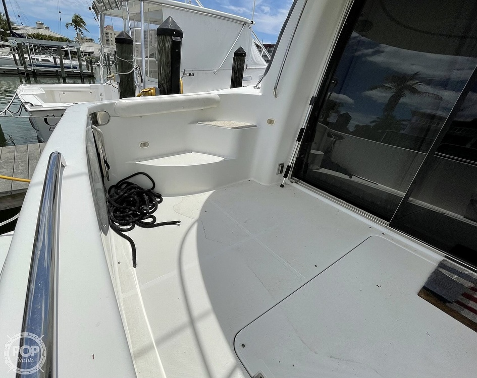 2002 Carver boat for sale, model of the boat is Voyager 450 Pilothouse & Image # 28 of 40