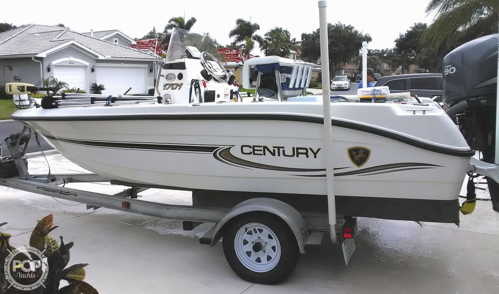 2006 Century boat for sale, model of the boat is 1701 CC & Image # 3 of 11