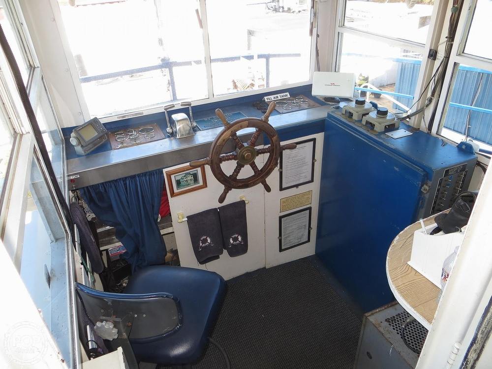 1984 Twin City boat for sale, model of the boat is Passenger Vessel & Image # 7 of 40