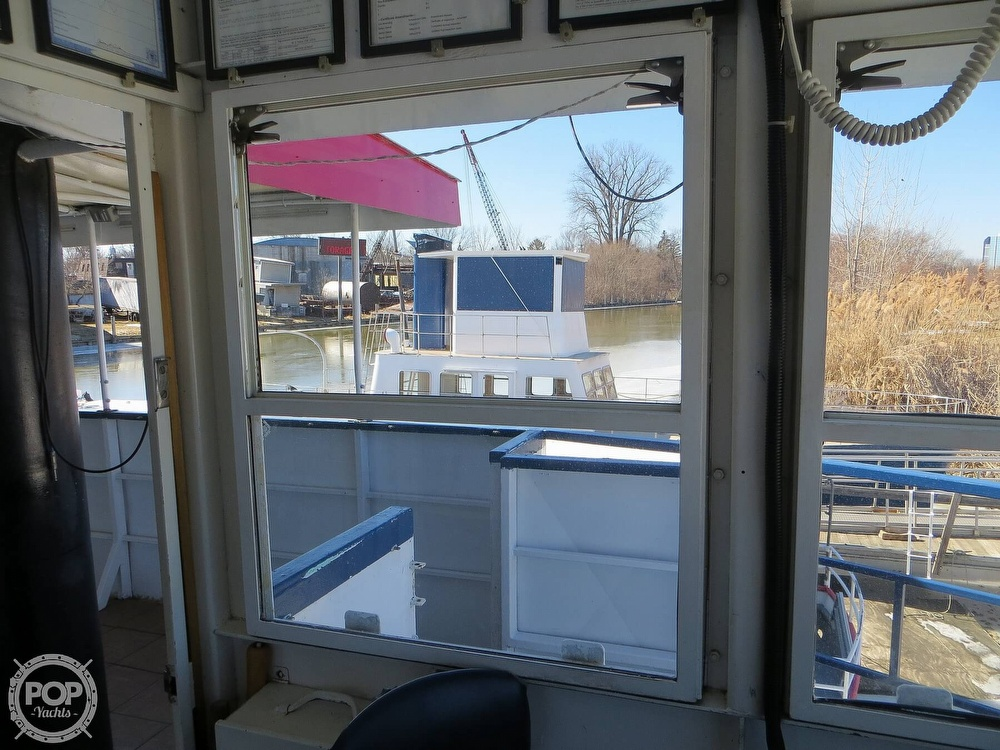 1984 Twin City boat for sale, model of the boat is Passenger Vessel & Image # 40 of 40