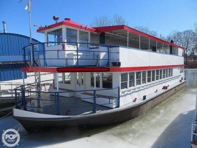 Twin City Passenger Vessel, 64', for sale - $290,000